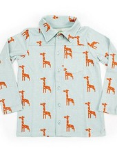 OUTLET // poloshirt Guust - girafs
