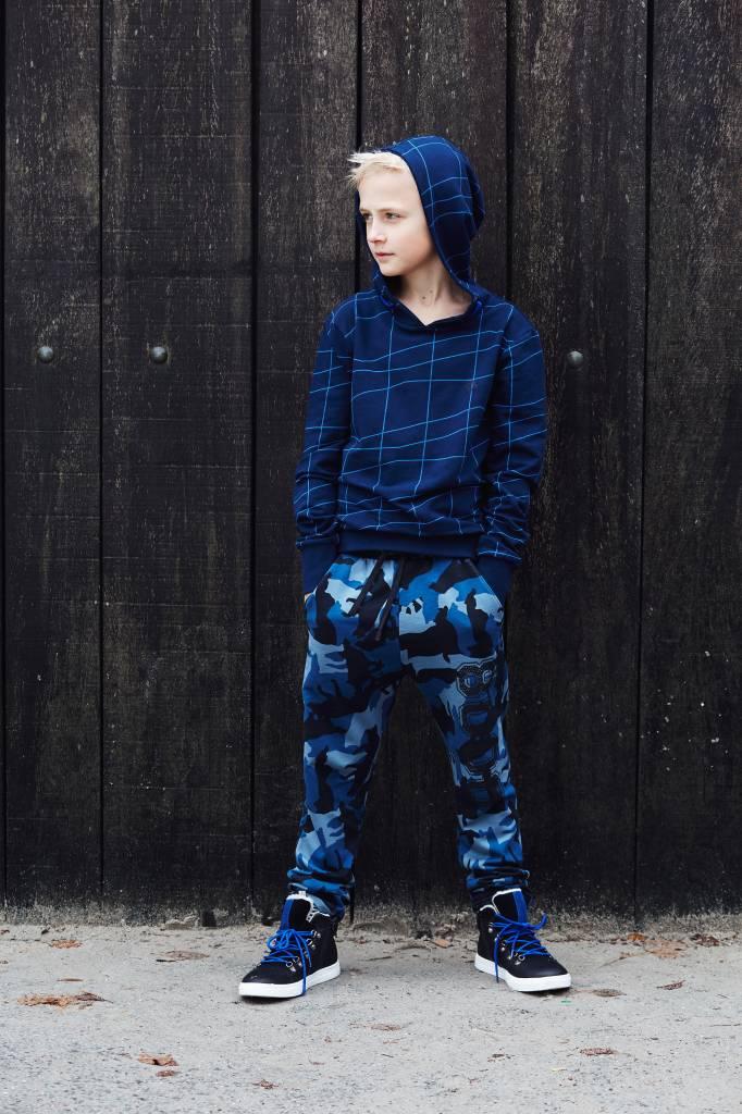 pants Anders - wolf