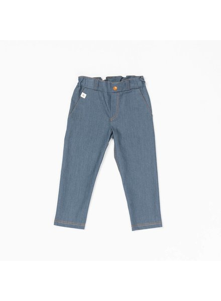 OUTLET // pants Jonas - dark denim