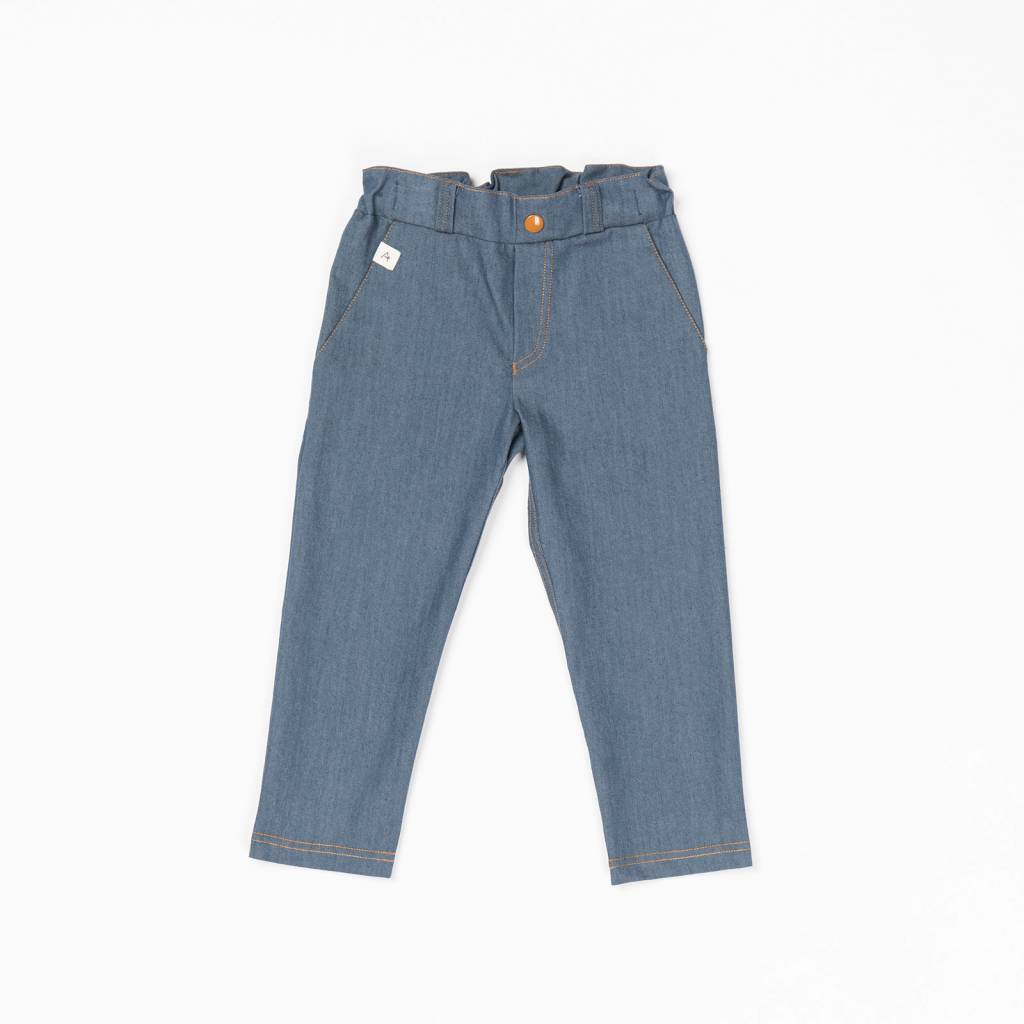 pants Jonas - dark denim