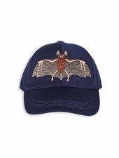 OUTLET // cap bat navy