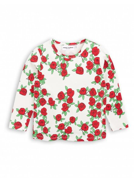 OUTLET // long sleeve rose - offwhite