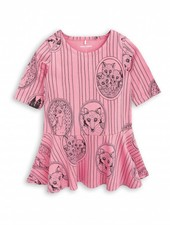 OUTLET // dress fox family - pink