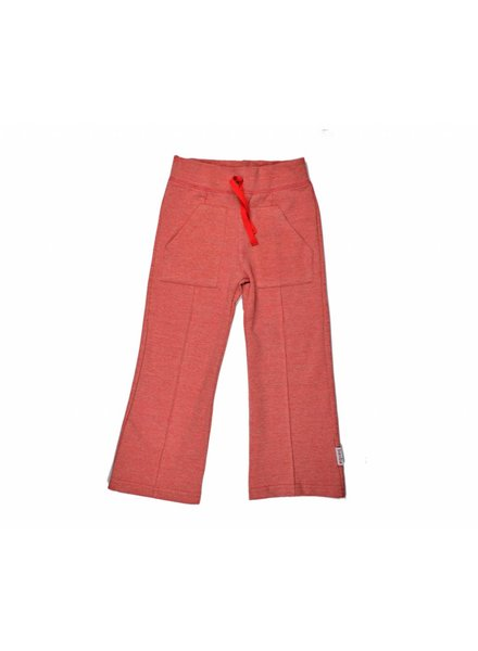 pocket pants - milano red