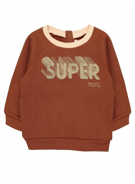 OUTLET // sweater super mini - fox
