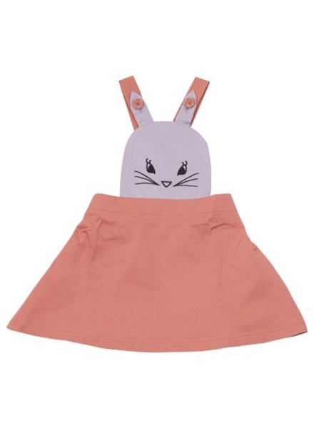 OUTLET // dress rabbit - powder
