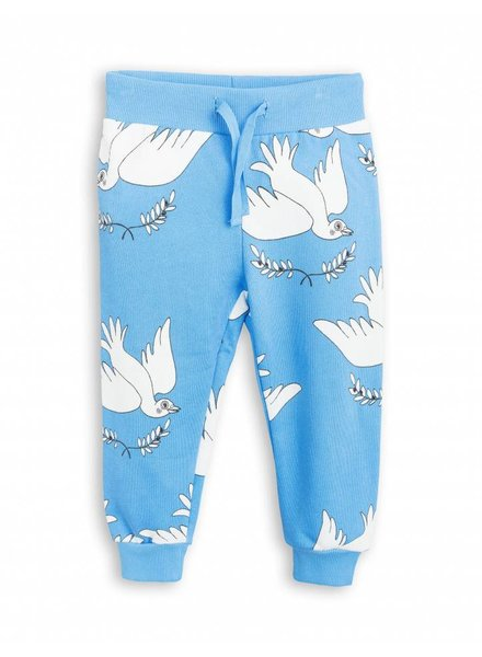 OUTLET // sweatpants peace - blue