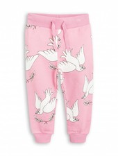 OUTLET // sweatpants peace - pink