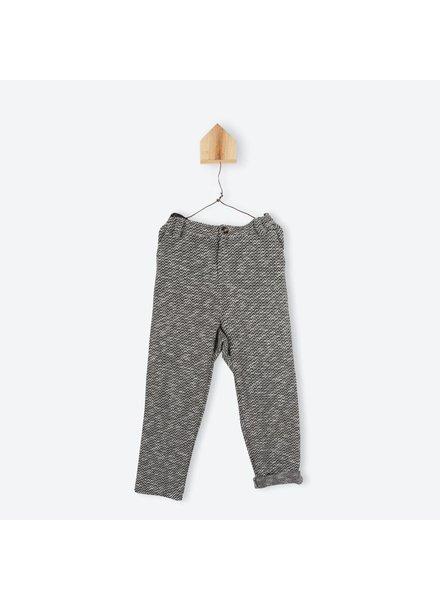 OUTLET // pants - jacquard