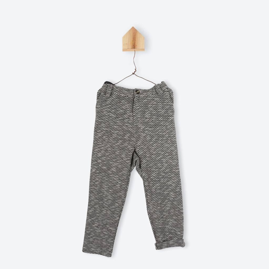 pants - jacquard