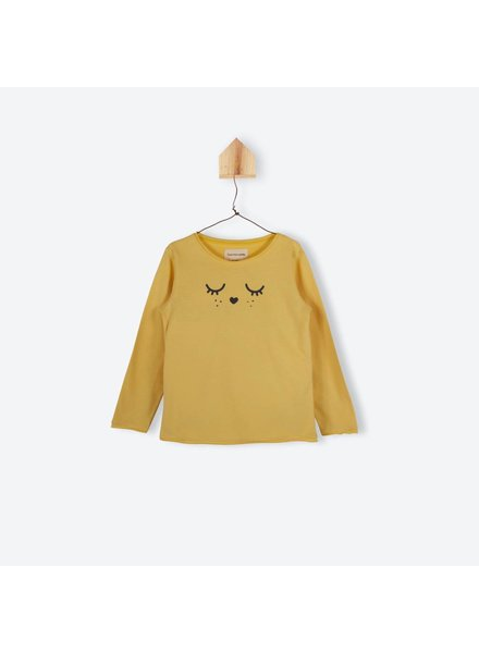 OUTLET // long sleeve - cats eyes