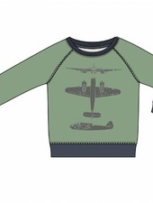 OUTLET // Baba - sweater green