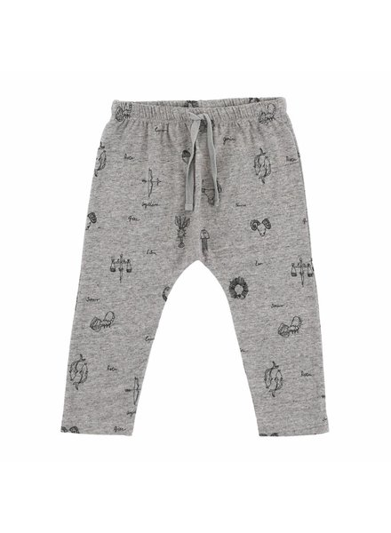 OUTLET // Soft Gallery - pants Hailey grey starsigns