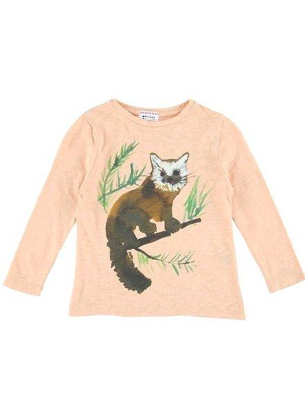 OUTLET // long sleeve Frances panda