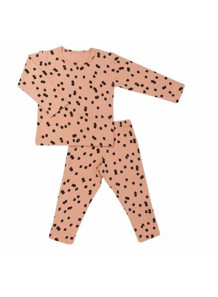 pyjama 2 delig - squares