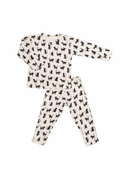 pyjama 2 delig - cats