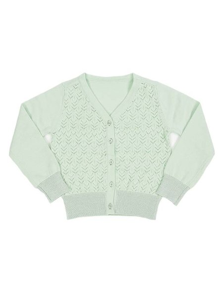 OUTLET // cardigan Nette - clearly aqua