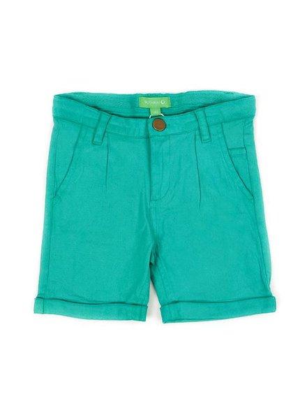 OUTLET // shorts Estebald - emerald