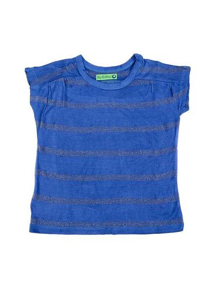 t-shirt Lynn - dazzling blue