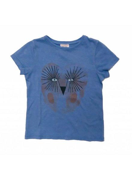 t-shirt Flip - faceprint sky