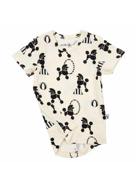 t-shirt - poodles