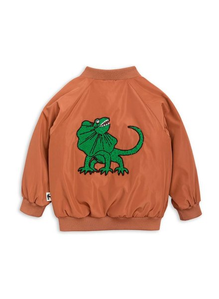 OUTLET // Baseball jacket Draco - brown