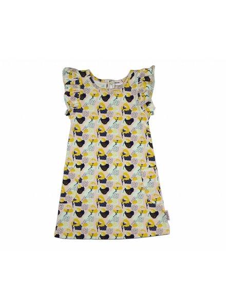 OUTLET // ruffle dress - mae
