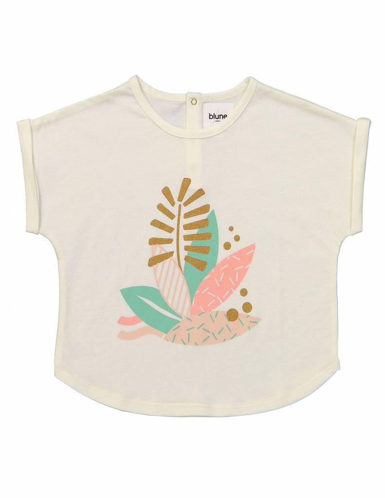 t-shirt palme d'or - craie