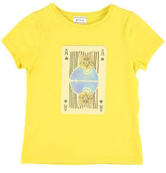 t-shirt Flip - catcard sun