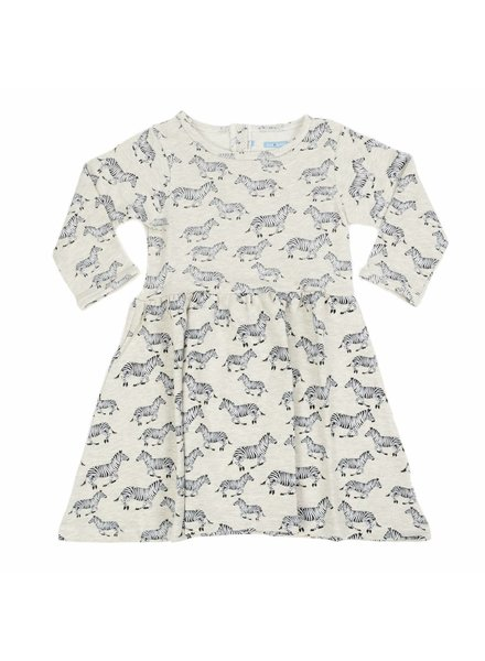 dress Obelia - jumping zebra