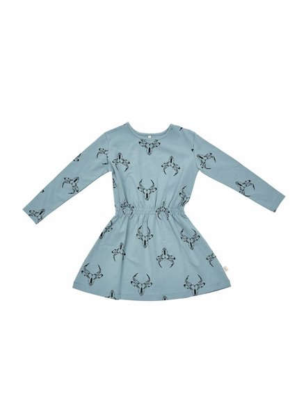 OUTLET // dress - blue gasella