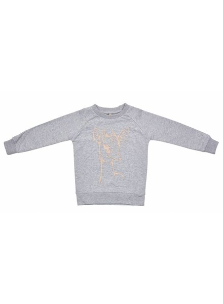 OUTLET // sweater - heather gasella