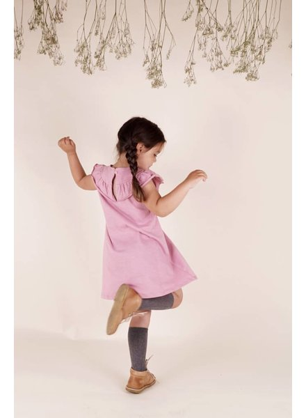 OUTLET // dress - berry ruffle