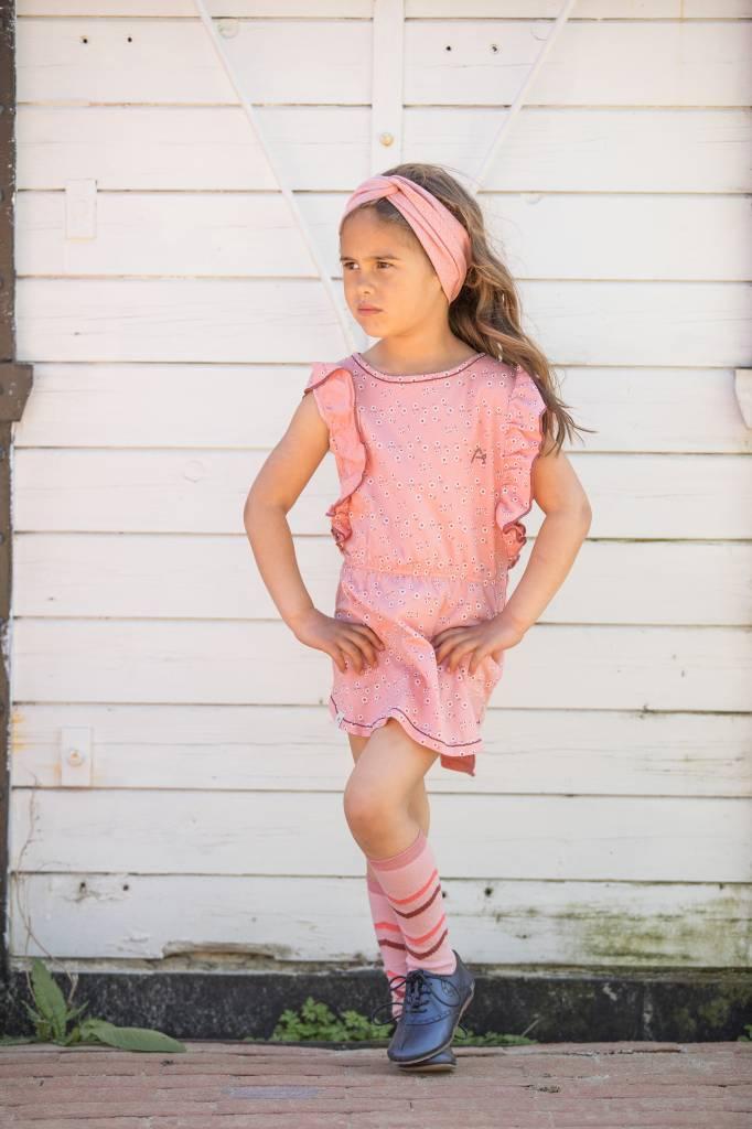 Albababy - knee socks Annie - rose tan
