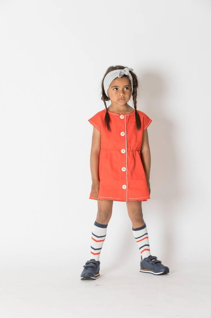 Albababy - knee socks Annie - antique white