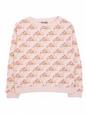 sweater - croco