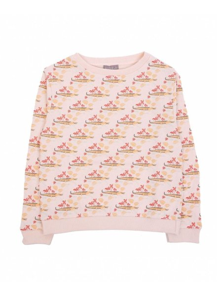 OUTLET // sweater - croco
