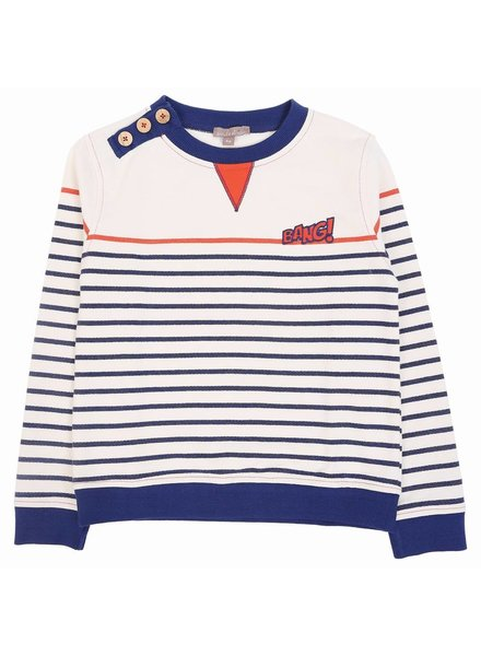 OUTLET // sweater - rayure