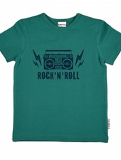t-shirt rock - green