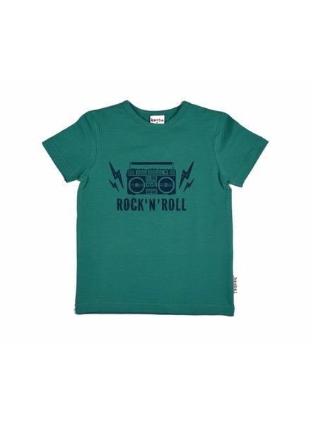 OUTLET // t-shirt rock - green