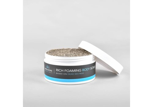 Rich Foaming Body Scrub  Mud - MEN - 500 ml
