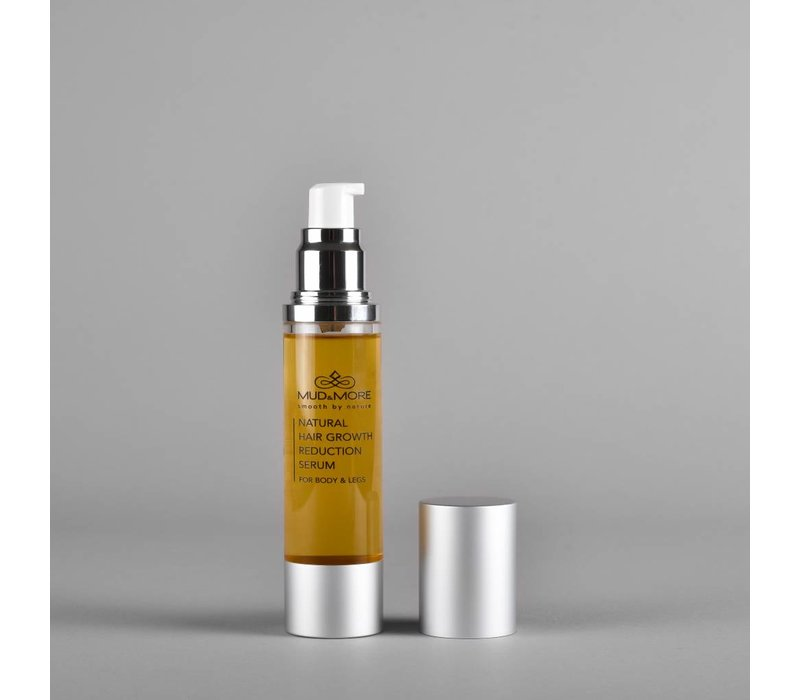 Natural Hair Growth Reduction Serum for Body