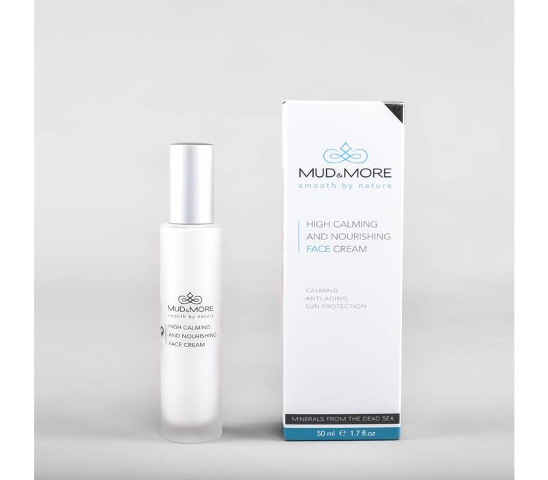 High Calming and Nourishing Face Cream