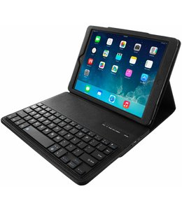 Mobiparts Bluetooth Keyboard Case Apple iPad Air /Air 2 / 9.7 (2017) /9.7 (2018) / Pro 9.7 Black