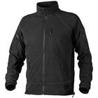Helikon-Tex Alpha Tactical Jacket Grid Fleece Black