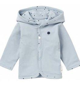 Noppies Vest Nuoro Grijsblauw