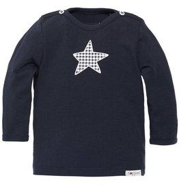 Noppies Shirt Monsieur Longsleeve Navy