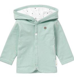 noppies baby Vest Nucco grey mint