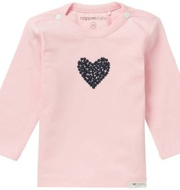 Noppies Shirt Lady Pink Longsleeve