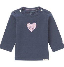 noppies baby Shirt Natick Longsleeve Navy